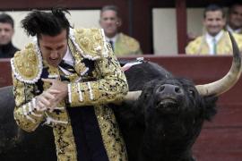 Suspendida la corrida de Madrid al resultar heridos los tres toreros