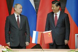Putin estrecha lazos con China en plena crisis con Ucrania