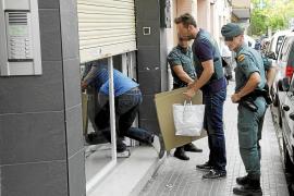 La Guardia Civil detiene a 16 falsos revisores del gas que actuaban en Mallorca