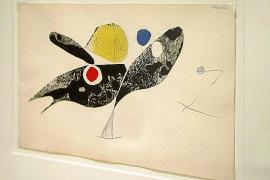 'Ardor de la mirada', una muestra que vincula a Albers y Miró