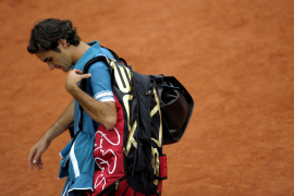Soderling aparta a Roger Federer y acerca el número 1 a Rafael Nadal