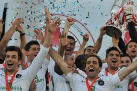 Xisco Muñoz da el título de Copa al Dinamo de Tbilisi