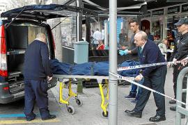 La Fiscalía pide 16 años para el hombre que mató a su pareja en la calle Aragón