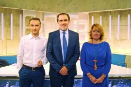 La política nacional y local marca el 'cara a cara' televisivo de Estaràs y Pons en IB3