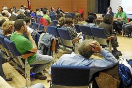 Jeroni Salom: «Me gustaría que se consiguiera un pacto por la educación antes de las elecciones»