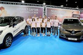 Renault Captur, Coche Oficial de la Carrera de la Mujer 2014