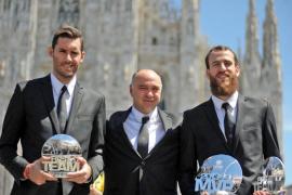 Rudy Fernández es elegido en el mejor quinteto de la Liga Endesa