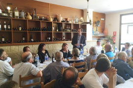 Bauzá: «El PP es el único partido que cumple con su programa electoral»
