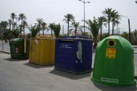 Los baleares reciclan de cada vez más
