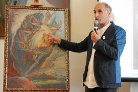 Dos mallorquines certifican que el cuadro 'El nacimiento intrauterino' es obra de Dalí