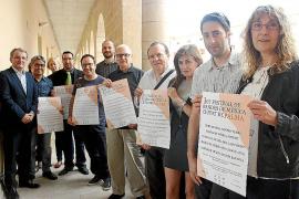 Centenares de músicos de bandas de Palma se citan para un festival «inédito»