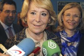 Aguirre dice que se sintió «tratada como una terrorista»  y que los agentes de movilidad «mienten»