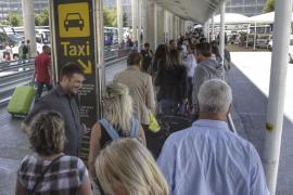 Conflicte Taxistes Aeroport