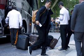 Cristiano, entusiasmado por jugar la final en Portugal