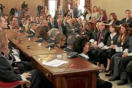 Terrasa deplora el funcionamiento «lento» de la Justicia en Balears