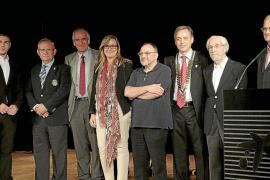 El Rotary Club Mallorca entrega sus premios de arte, humanidades y solidaridad