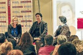 Carme Riera celebra en Barcelona los 20 años del libro 'Dins el darrer blau'