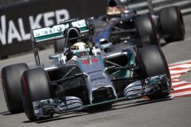 Hamilton es el más rápido en los últimos entrenamientos libres de Mónaco