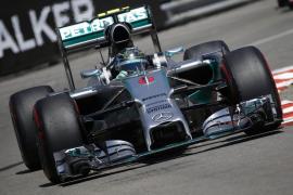 Rosberg saldrá primero en Mónaco, mientras que Alonso lo hará quinto