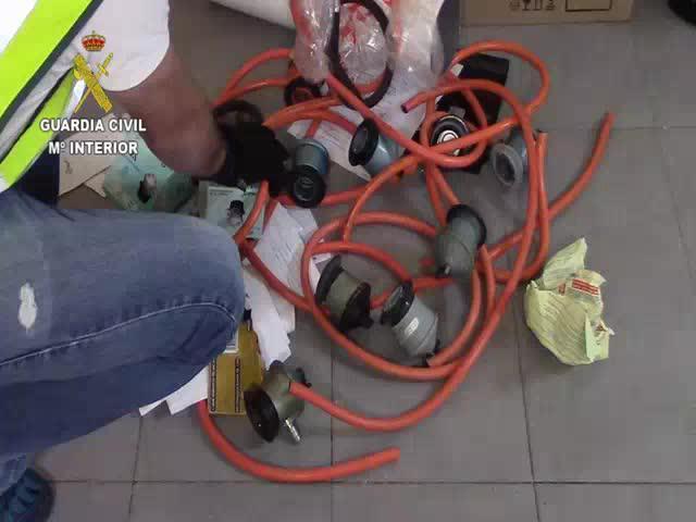Un total de 26 detenidos por estafar a 5.000 personas con revisiones de gas