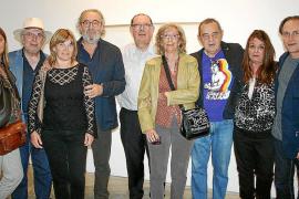 Inauguración de la exposición colectiva de Edicions 6a