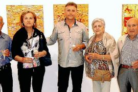 Josep Maria Alaminos expone en la Galería Matisos