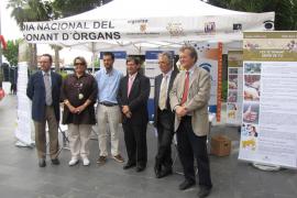 Un total de 15 donantes han permitido la extracción de 47 órganos en Balears este año