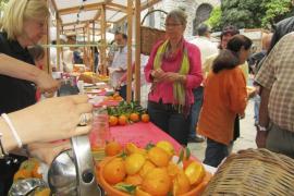 9ª Fira y Jornades de la Taronja en Sóller