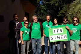 Jaume Sastre ha perdido 14 kilos con la huelga de hambre