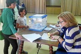 PP y PSOE se 'desangran' en los grandes municipios de la Part Forana
