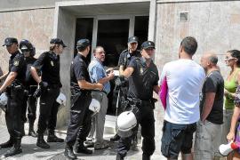 Més denuncia que Palma registró cuatro desahucios al día en 2013
