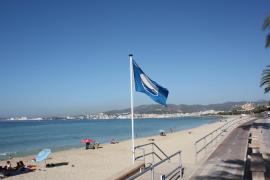 Las playas y puertos de Balears consiguen 94 banderas azules