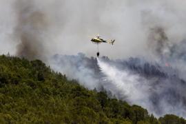 Absuelto el acusado por el mayor incendio forestal de Ibiza
