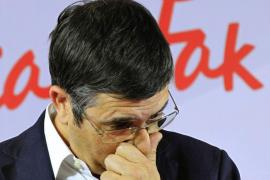 Patxi López deja el cargo y anuncia un congreso extraordinario del PSE