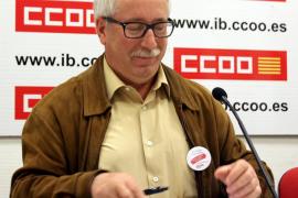 Fernández Toxo, en Palma: Los resultados del 25-M son un golpe al bipartidismo