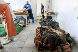 Los combates en la ciudad de Donetsk causan decenas de muertos