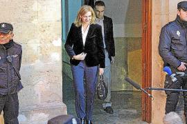 Castro: «Si la firma de la Infanta en Aizoon fue falseada debe ser ella quien lo denuncie»