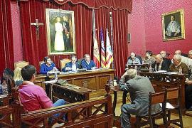 El pleno de Llucmajor pide el soterramiento de la nueva línea de alta tensión