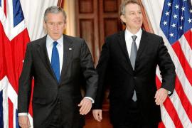 Se divulgarán las conversaciones entre Blair y Bush sobre la invasión de Irak