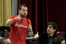 MÉS quiere que Bauzá exija las actas de los diputados «que han traicionado al pueblo de Balears»