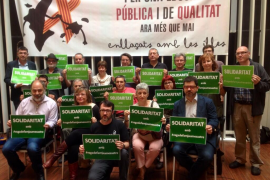24 horas de huelga de hambre en apoyo de Jaume Sastre