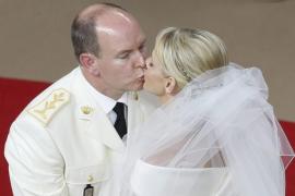 Alberto II y Charlene de Mónaco esperan su primer hijo