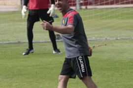 Olaizola: «Ante Las Palmas veremos un Mallorca con intensidad y agresividad»
