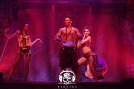 'Pirates reloaded', diversión adulta en Magaluf
