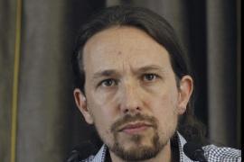 Pablo Iglesias: «Podemos se ha quedado con hambre»