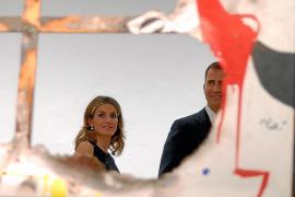 El patronato de la Fundació Miró pide a los Príncipes que presidan la entidad
