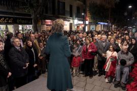 El apoyo ciudadano a Aina Calvo cae en picado y el PP crece