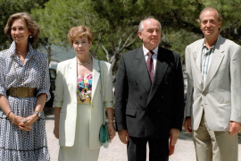 Raisa Maximovna Gorbachev falleció hoy en Alemania de un colapso en el hospital de Munster