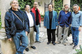 Exposición de esculturas en Santa María