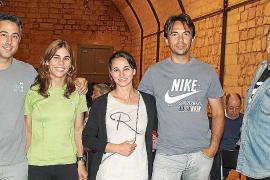 Araceli Segarra, en el Club Ultima Hora